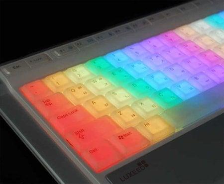 Rainbow Keyboard: Love It Or Leave It?