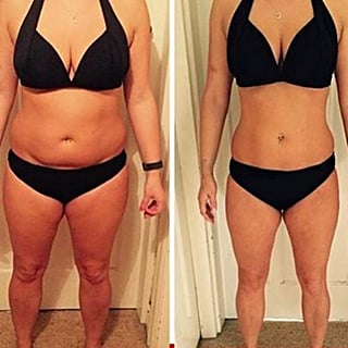 The Body Coach 90-Day Plan Transformation Instagram Pictures