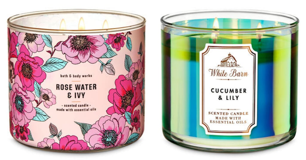 Best New Candles From Bath & Body Works   Spring 2020