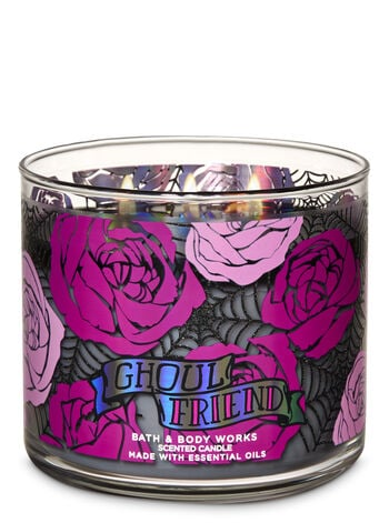 Ghoul Friend 3-Wick Candle