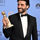 Pictured: Oscar Isaac