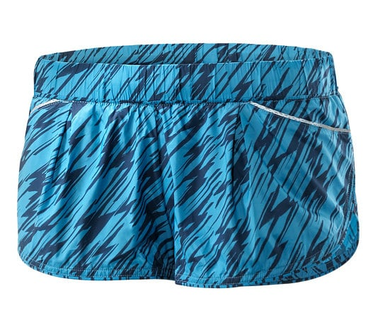 Adidas Run Allover Printed Lightning Shorts