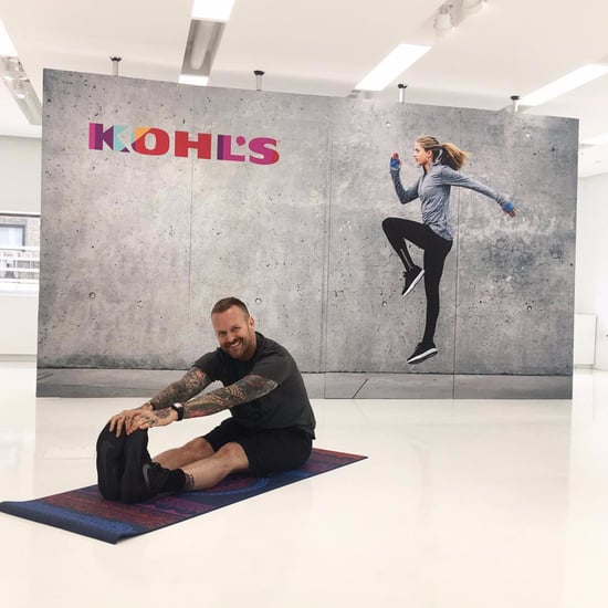 Bob Harper Yoga Tips