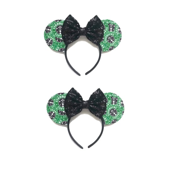 Starbucks Minnie Mouse Ears