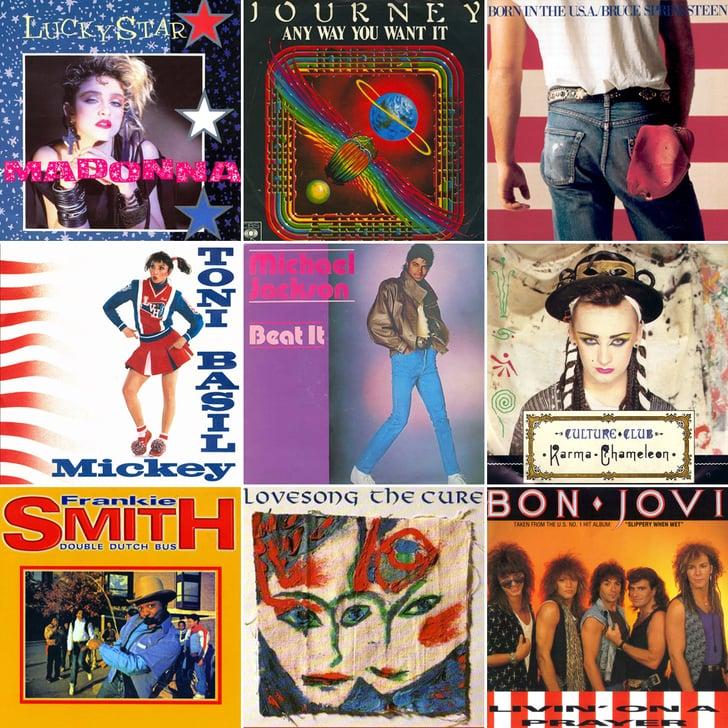 The Ultimate '80s Wedding Reception Playlist