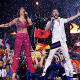 Eurovision 2016 Interval Act Peace and Love Ironic Song