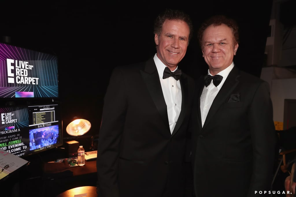 Pictured: Will Ferrell and John C. Reilly