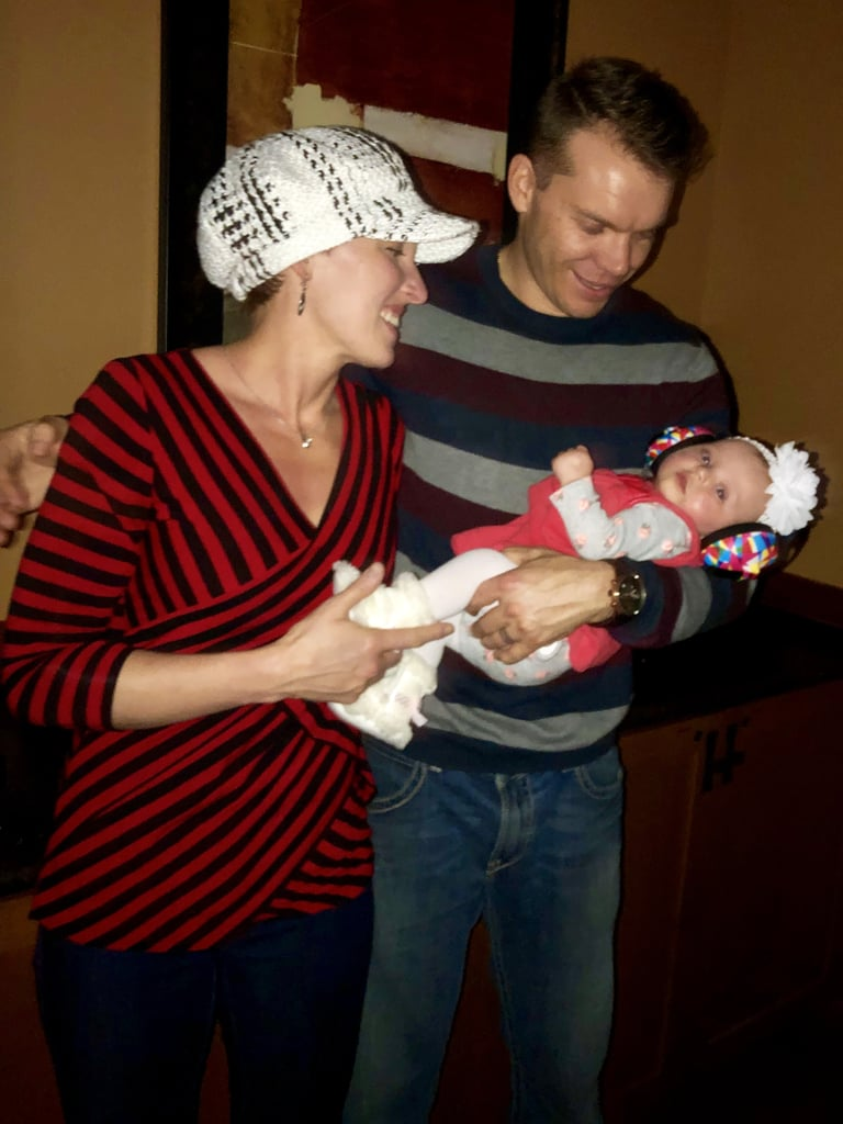 This Mom Got Diagnosed With Breast Cancer 1 Week After Finding Out She Was Pregnant