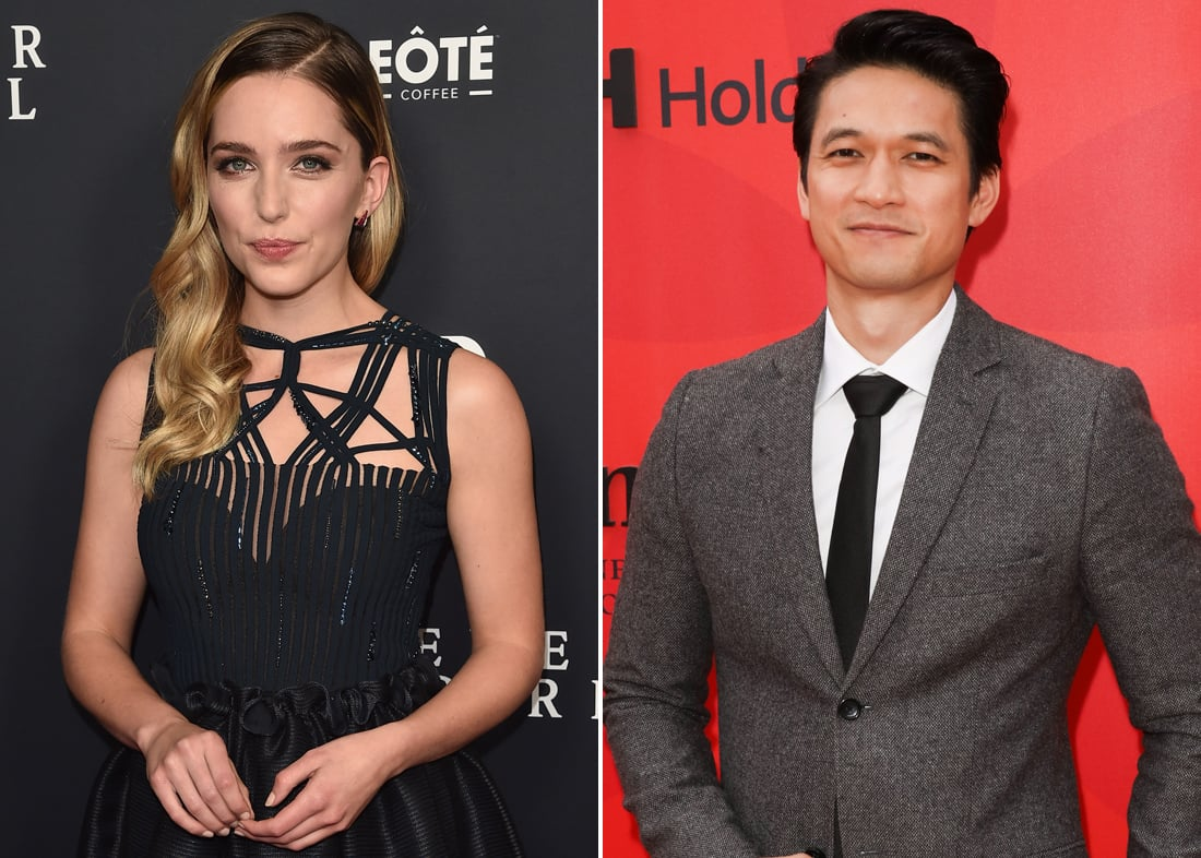 Harry Shum Jr. and Jessica Rothe's New Movie Sounds Like the Next A Walk to Remember