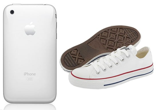 What to Wear With Your New White iPhone