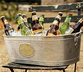 Off To Market: Beer Bucket