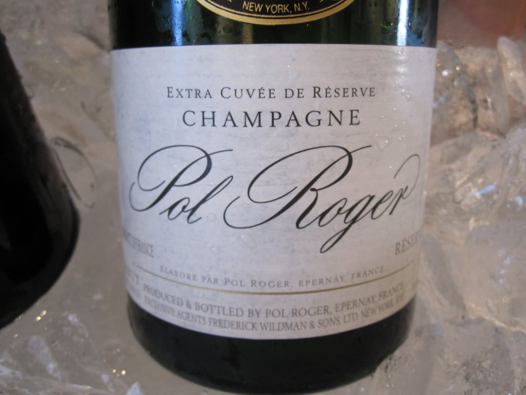 Pol Roger Extra Cuvee de Reserve Champagne