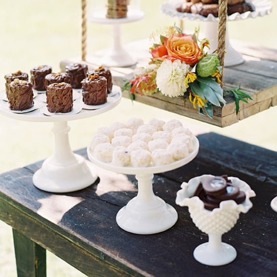 Wedding dessert table ideas popsugar food junglespirit Gallery