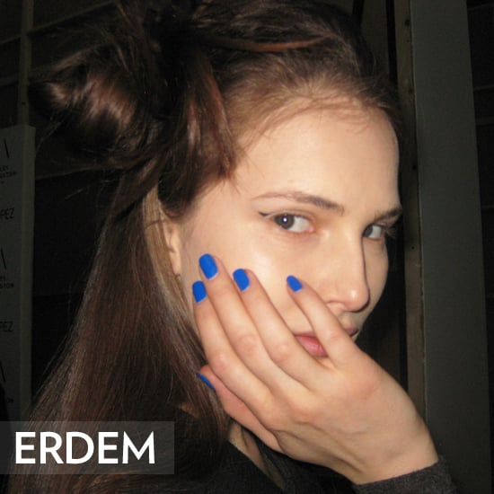 Erdem Autumn/Winter 2012 London Fashion Week Show