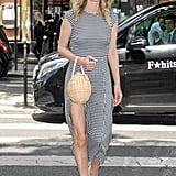 Nicky Hilton's Reformation Dress