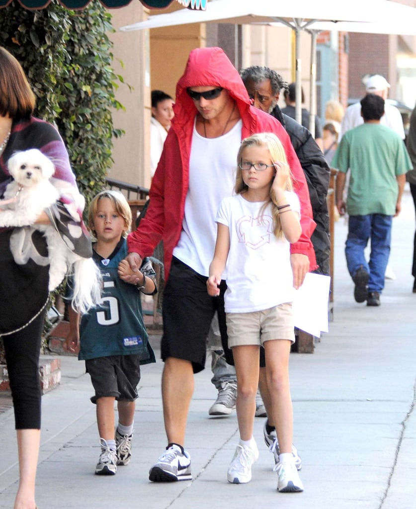 Photos of Ryan Phillippe, Ava and Deacon