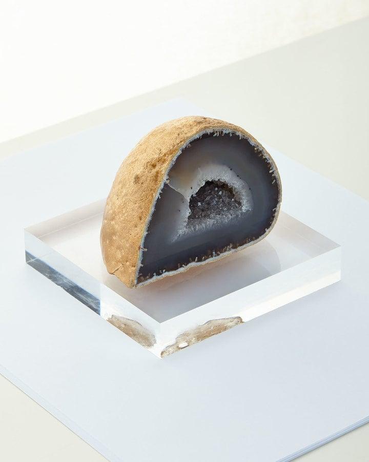 Geode Paperweight ($110)