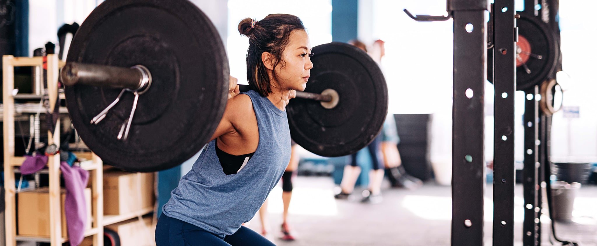 Weekly Muscle Workout Plan For Women