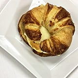 The New Pretzel Croissant Breakfast Sandwich