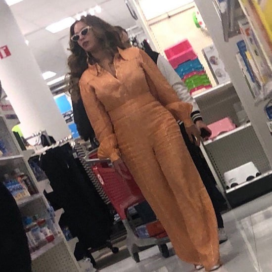 Beyoncé Shopping at Target Picture January 2019
