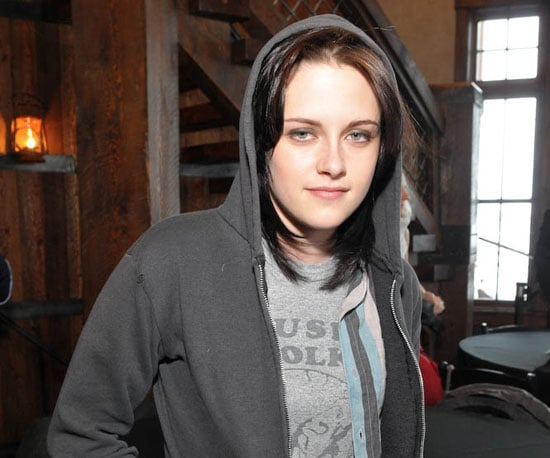 Slide Photo of Kristen Stewart at Sundance Brunch