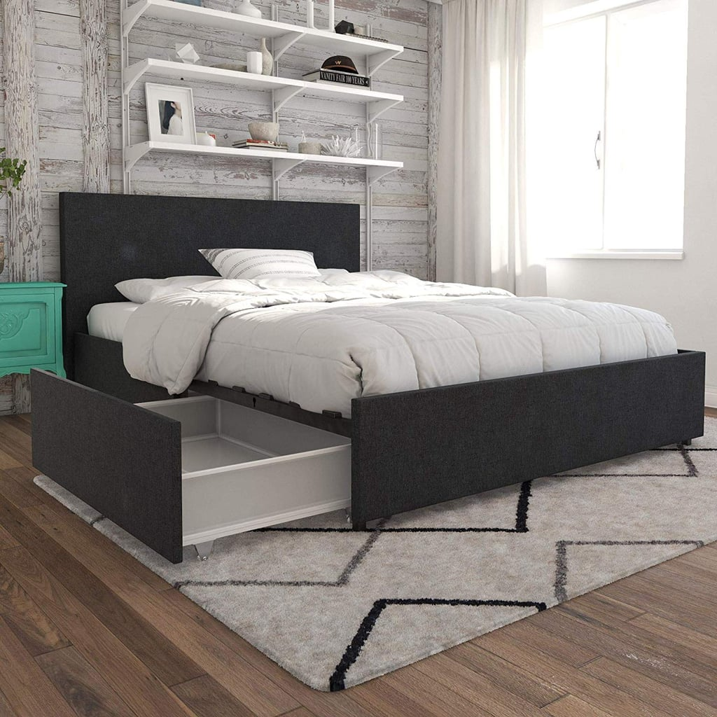 Novogratz Kelly Bed Top Rated Bed Frames From Amazon