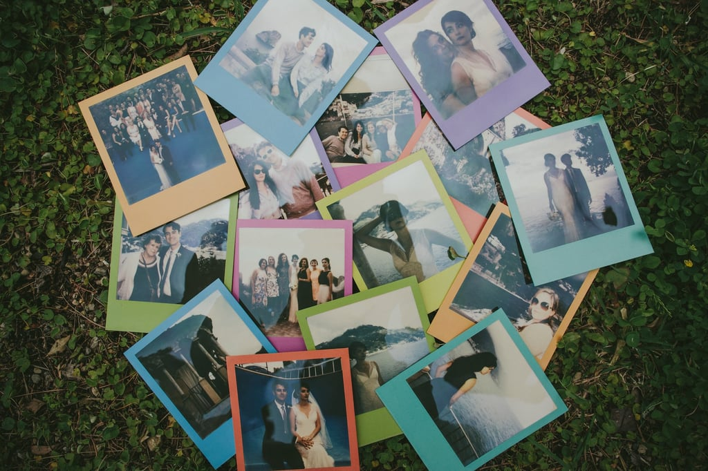 Opt For DIY Reception Photos
