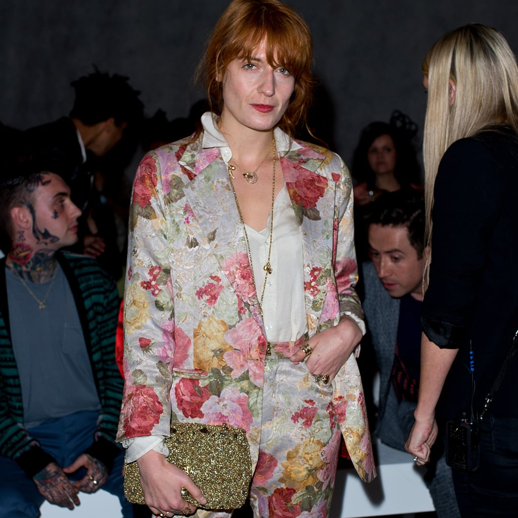 Front-Row Fashion at London Collections: Men Spring 2015