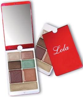 Bellissima! Lola Cosmetics Laptop Palette