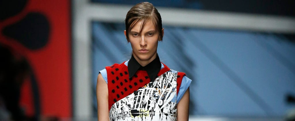 The New Prada Collection Is Covered in Comic Books and We're Into It