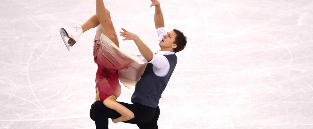 Just 22 Insane Figure Skating Photos That'll Make Your Eyebrows Hit the Ceiling