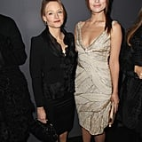 Diane Kruger, Olivia Wilde, Kirsten Dunst, and Vanessa Paradis Hit Paris For Couture Fashion Week