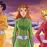 totally spies adult comic porn