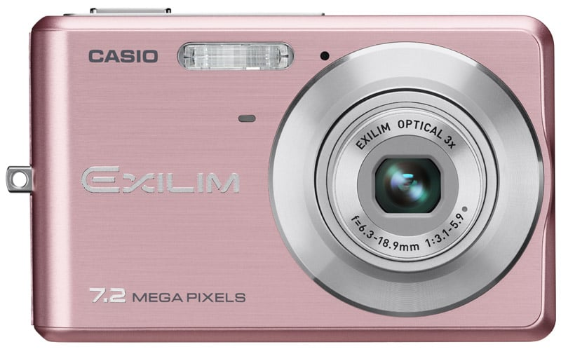 Casio's New EXILIM With YouTube Features