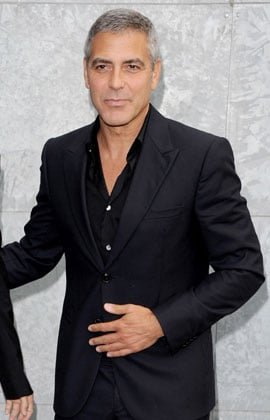 George Clooney Newsweek Quotes
