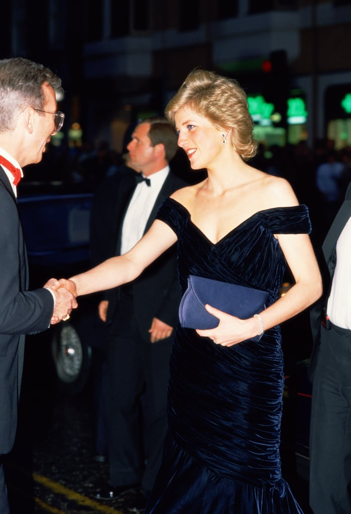 "Princess Diana's ""Travolta Dress"" Will Be Put on Display"