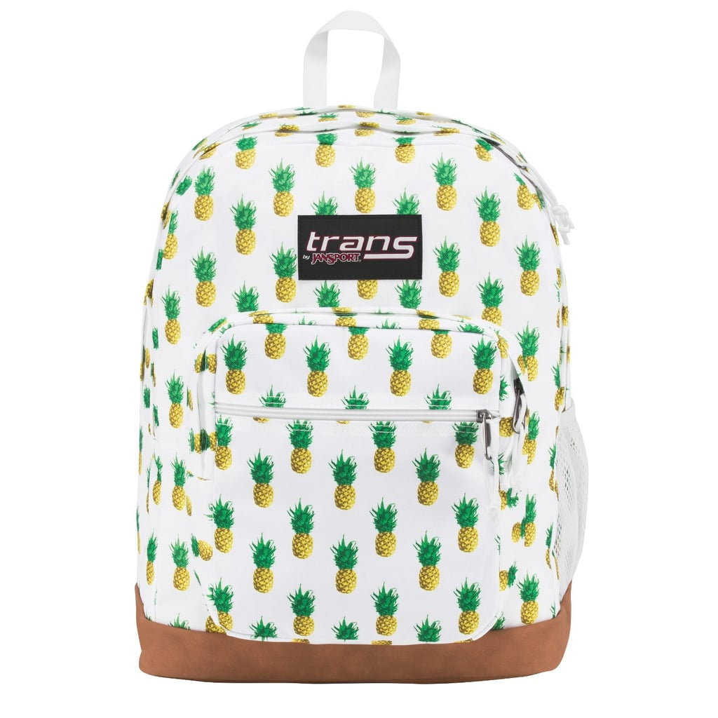 Trans by JanSport Tropic Gold Pineapple Print Backpack