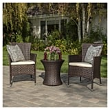 Malta All-Weather Wicker Patio Chair Set