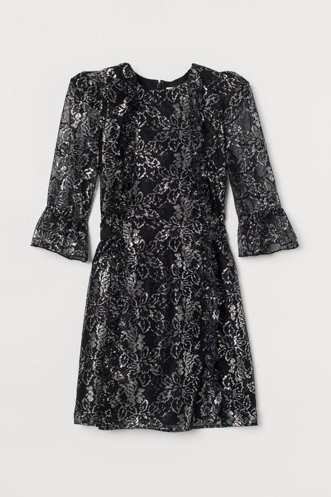 The Vampire's Wife x H&M Lace Mini Dress