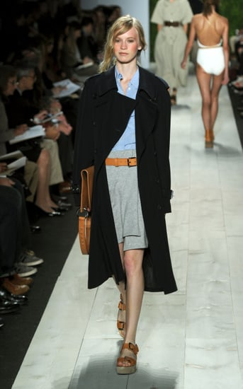 Spring 2011 New York Fashion Week: Michael Kors 2010-09-15 11:32:39
