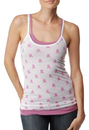 Tank Up for Breast Cancer Awareness Month!
