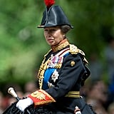 Pictured: Princess Anne.