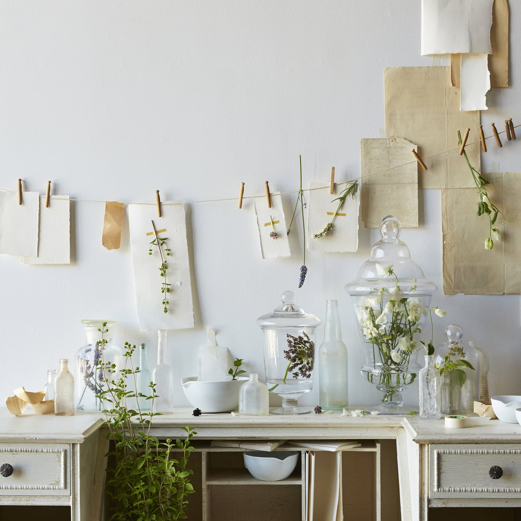 How to Hang Photos With Clothespins and Twine