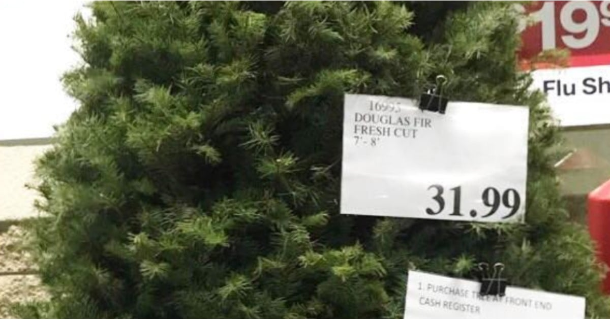 Costco Selling 8-Foot Christmas Trees For $32