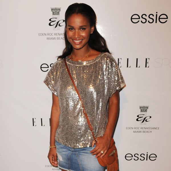 Joy Bryant vegan