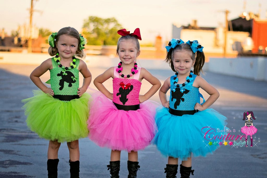 Power Puff Girls Costumes  sc 1 st  Popsugar & Power Puff Girls Costumes | Kidsu0027 Group Halloween Costume Ideas ...