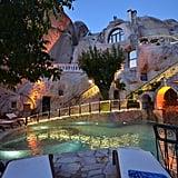 Gamirasu Cave Hotel in Turkey