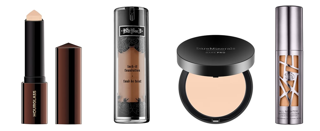 4 New Full-Coverage, Waterproof Foundations You Need in Your Makeup Stash
