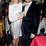 Kate and Matthew Step Out to Support Goldie's Goodwill