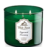 Peppermint Rosemary Candle ($25)